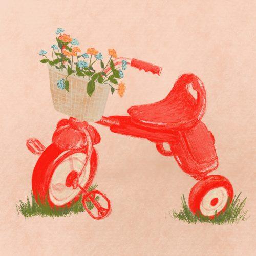 Spring Trike